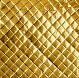 Golden texture Stock Photography