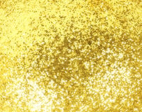 Golden texture. For different usage Stock Photos