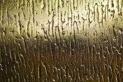 Golden texture Royalty Free Stock Images