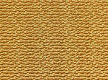 Golden Texture. Wonderful Golden Texture made of stitches Stock Photo