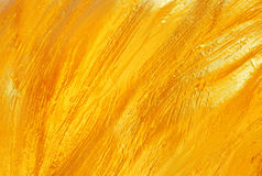 Golden texture Royalty Free Stock Photography