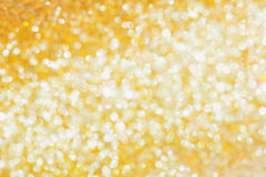 Golden texture background Stock Photography