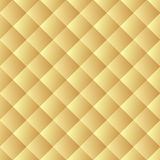 Golden texture background. Leather seamless Royalty Free Stock Photo