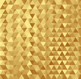 Golden texture Stock Image