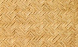 Golden texture of bamboo bark Stock Photo