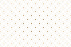 Golden texture. Geometric seamless pattern with connected lines and dots. Lines plexus circles. Graphic background. Connectivity. Modern stylish backdrop for Stock Images