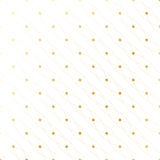 Golden texture. Geometric seamless pattern with connected lines and dots. Lines plexus circles. Graphic background Stock Image