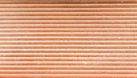 Golden texture with horizontal stripes Stock Image
