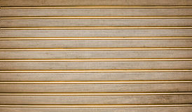 Golden texture with horizontal stripes Royalty Free Stock Photos