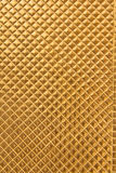 Golden texture. Golden tiles background ceramic wall Royalty Free Stock Images