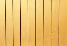 Golden texture on wooden background stock photos