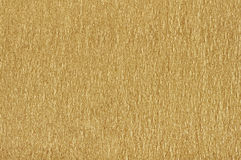Golden  textured paper Stock Photo