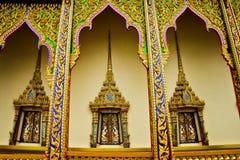 Golden thai art Royalty Free Stock Images