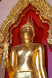 A golden Thai Buddha Stock Image