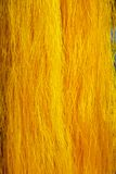 Golden Thai silk Stock Photography