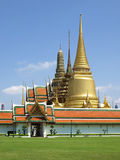 Golden Thai Temple Stock Images