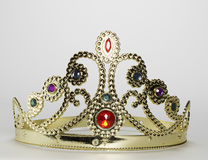 Golden Tiara Stock Photography