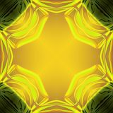 Golden tile Royalty Free Stock Images