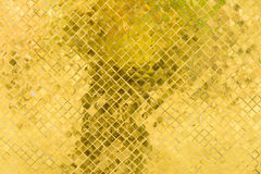 Golden Tile Royalty Free Stock Photos