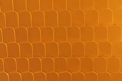Golden tile pattern / Luxurious background royalty free stock photos