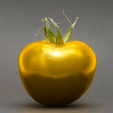 Golden Tomato Royalty Free Stock Images