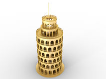 Golden Tower �2 Stock Photo