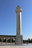 Golden Tower Mausoleum Stock Image