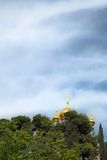 Church of Maria Magdalene Among Trees Royalty Free Stock Image