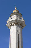 Golden towers Mausoleum of Habib Bourguiba Stock Photo