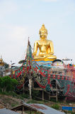 Golden Triangle Buddha Thailand Royalty Free Stock Image