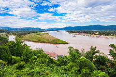 Golden Triangle, Thailand Stock Image
