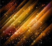 Golden vector background Royalty Free Stock Photo