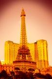 Golden Vegas Royalty Free Stock Photo