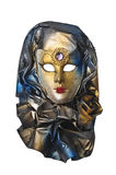 Golden venetian mask Stock Photo