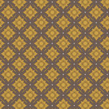 Golden Seamless Pattern Royalty Free Stock Images