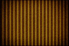 Golden vintage stripe texture paper Royalty Free Stock Images
