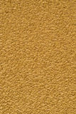Golden vinyl texture Stock Images
