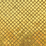 Golden wall Stock Image