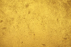 Golden wall background Royalty Free Stock Photo