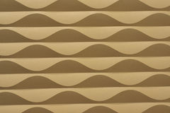 Golden Waves Abstract Background Stock Photos