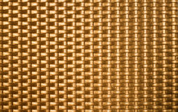 Golden weave Royalty Free Stock Image