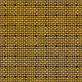 Golden weave seamless background Royalty Free Stock Photos