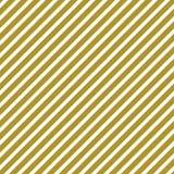 Golden and white stripes diagonally Royalty Free Stock Photo