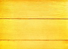 Golden wood background ,  blank plank wall texture in horizontal line patterns. Close up old Golden wood background ,  blank plank wall texture in horizontal royalty free stock photography