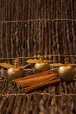 A Golden Xmass Stock Photo