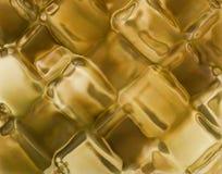 Goldene abstrakte Beschaffenheit stock abbildung