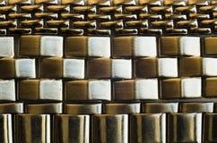 Goldene Armbänder Lizenzfreie Stockfotos