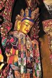 Goldene Buddha-Bilder Stockbild
