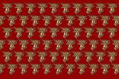 Goldene Engel Lizenzfreie Stockbilder