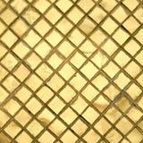 Goldene Fliese Stockfotos